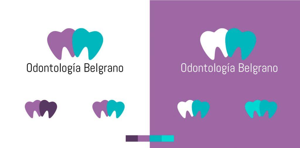 Diseño Gráfico y Web paraOdontologia Belgrano